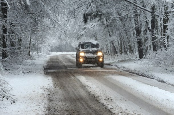 Winter roads maintenance