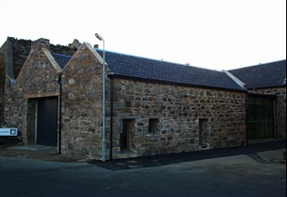 The Boatshed, Portsoy
