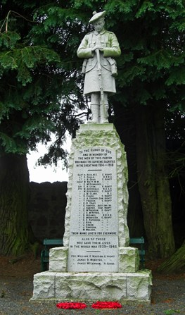 Tough War Memorial