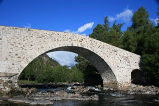 Old Invercauld Bridge