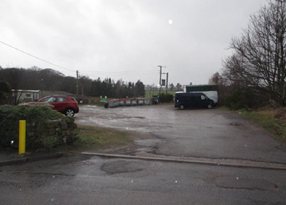 Former Drumoak Hall Car Park.PNG