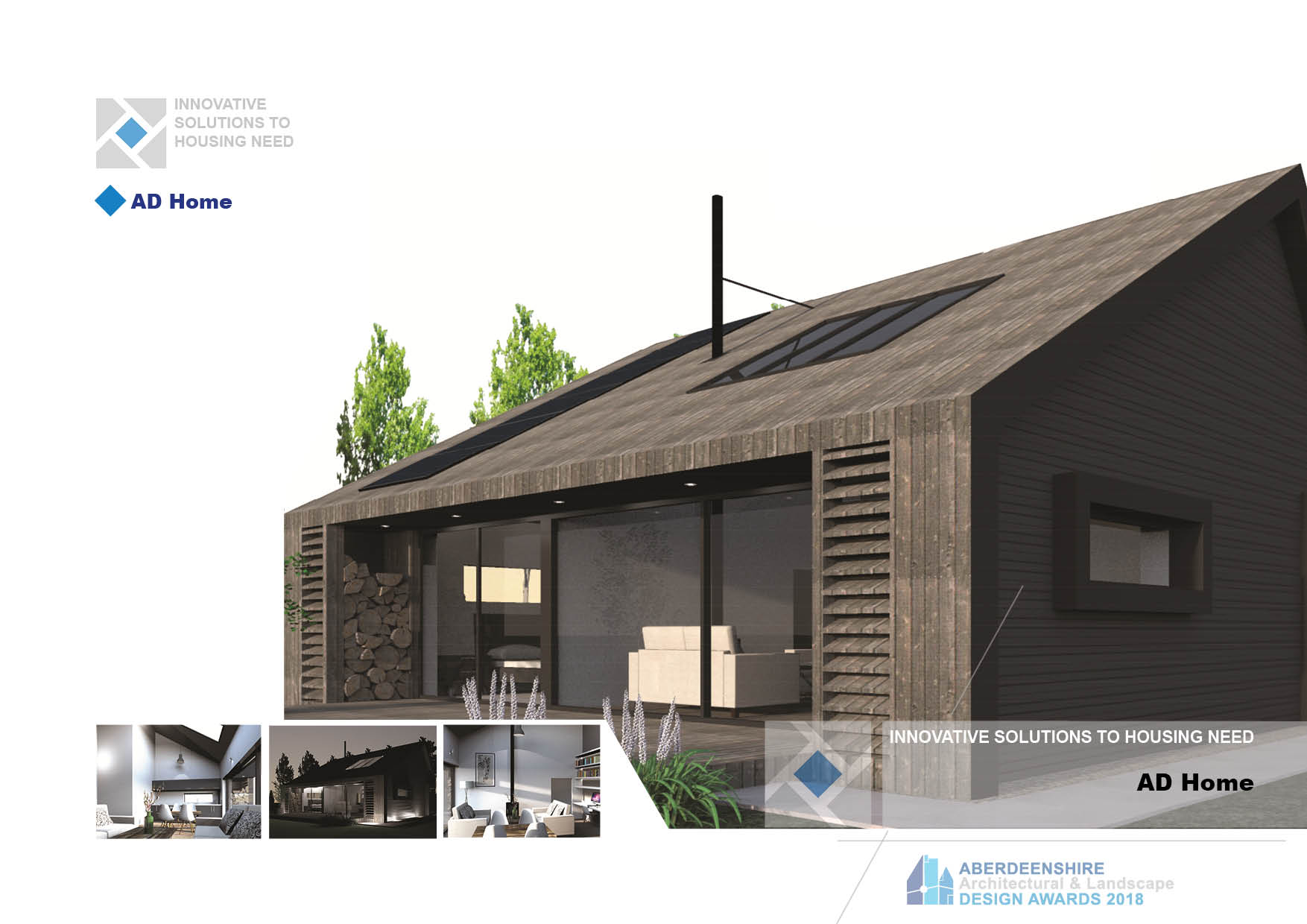 AD home project visualisation